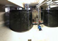 Uskladňovací nádrže pro Hydroxid sodný