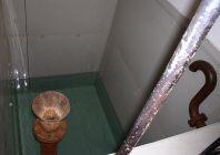Vypláš´tování betonových záchytných van pro vodárny Klokočůvky