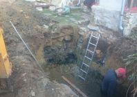 Likvidace starého a realizace nového septiku